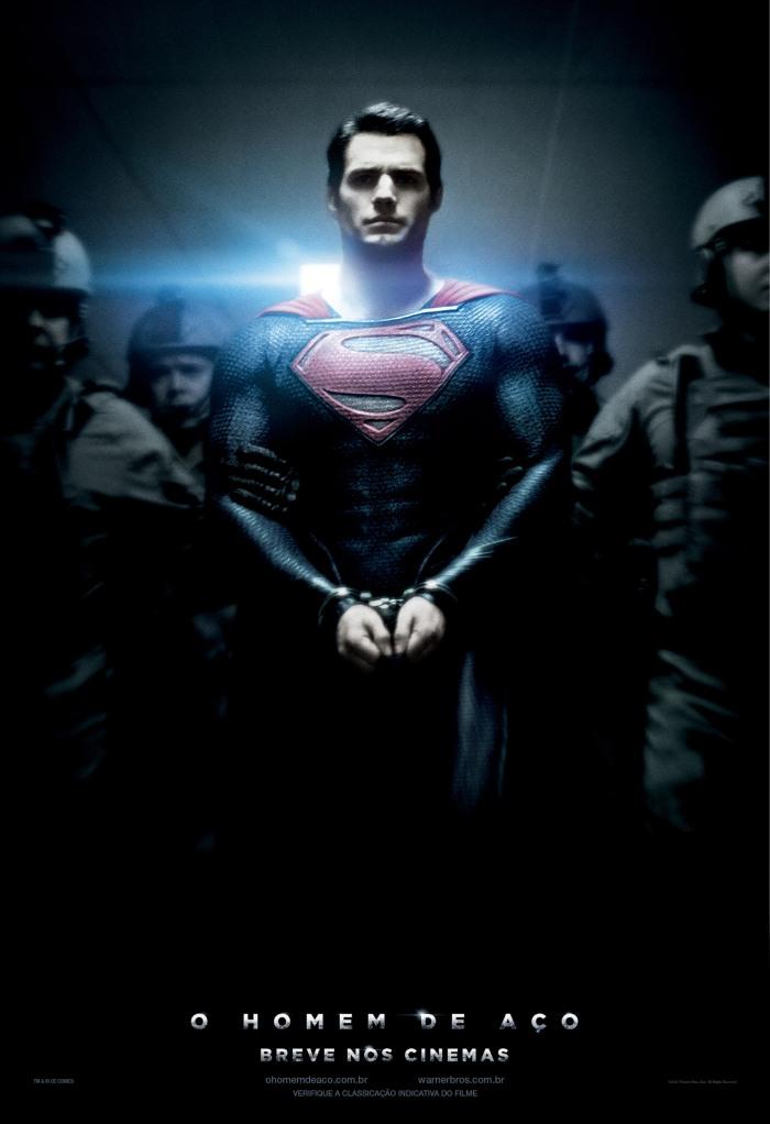 O Homem de Aço - Poster Teaser 2