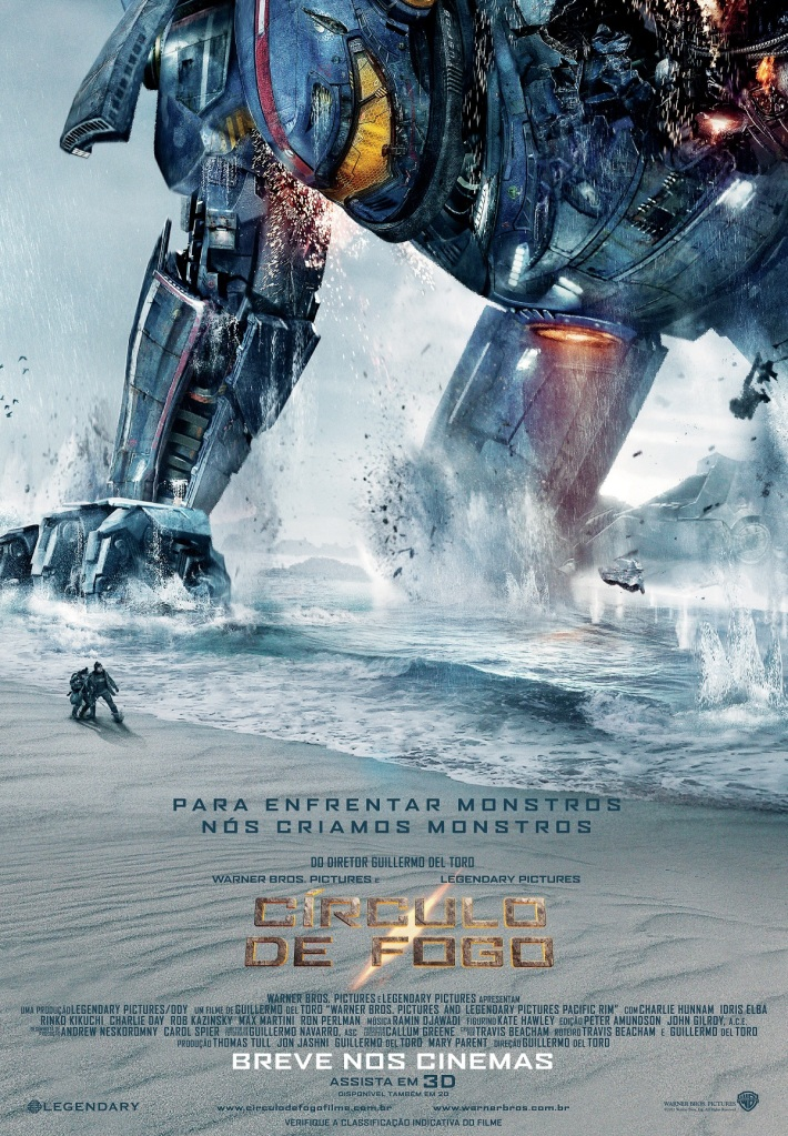 Poster Círculo de Fogo